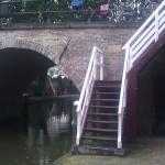 Buildings bridge brug