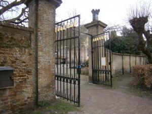 Castle-Haamstede-gateway