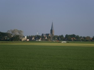 Church Workum Friesland Nederland Netherlands