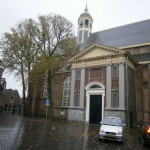 Church Sneek Kerk Sneek