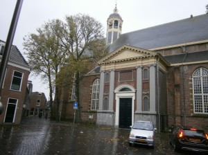 Church Sneek Kerk Sneek