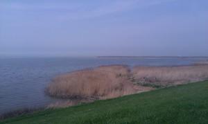 IJsselmeer Friesland Nederland