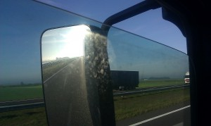 on the road truck vrachtwagen