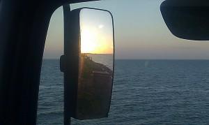 on the road truck vrachtwagen