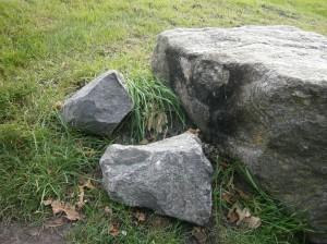 Rocks IJsselmeer Coast Kust