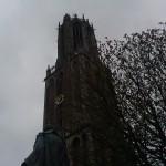 Church Dokkum friesland nederland