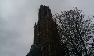 Church Dokkum friesland nederland