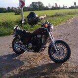 Honda Magma motorbike motor collection