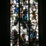 Church Window glas in lood raam kerkraam