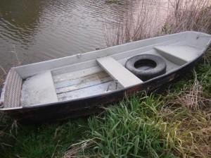 rowing boat roeiboot