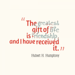 The greatest gift of life