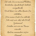 Köstliche Deutsche Landschaften, Deutsch_Gedicht