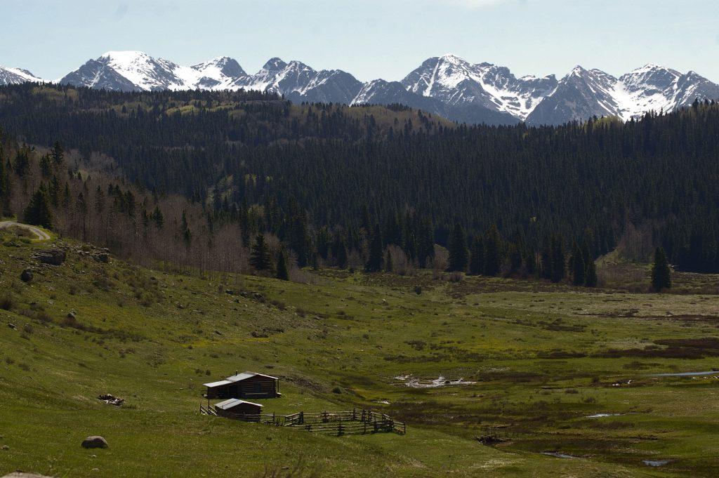 High Country Cow Camp Colorado