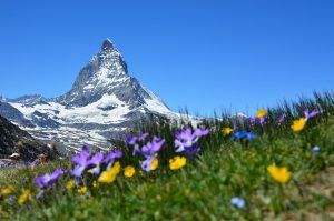 Matterhorn Switserland