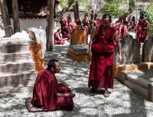 The Monk Debates