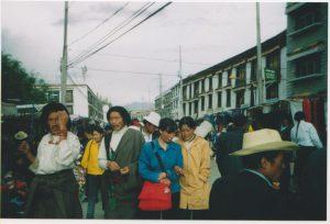 Tibet Barkhor Street