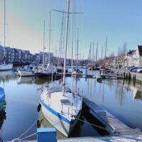 Harlingen, boat, ship