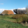 Upside down farm, boerderij op zijn kop, Hindelopen